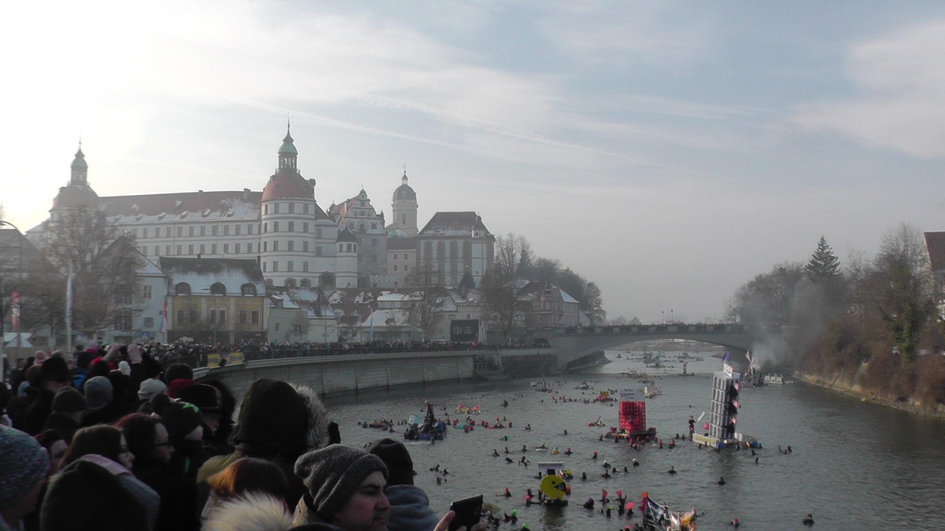 Donauschwimmen