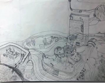 Visionen von Stadtraum, Stadt der Zukunft, Stufe 6
