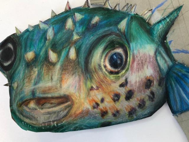 Kugelfisch, Stufe 5