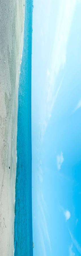鳥取砂丘の海
