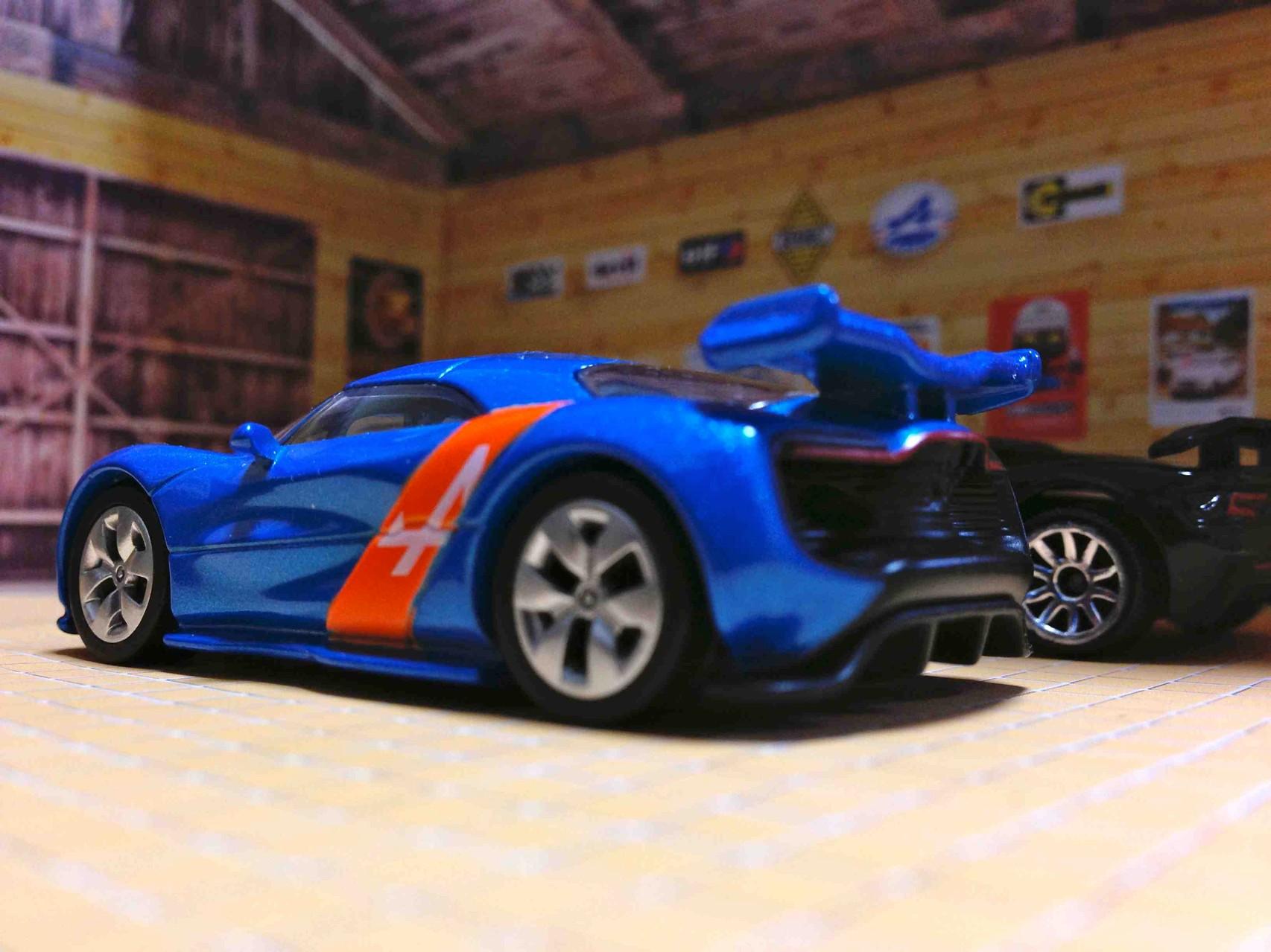 Concept Cars Le Garage K Cee