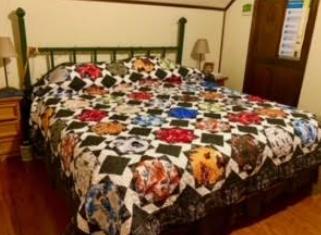 Quilts and Pillows by Karen