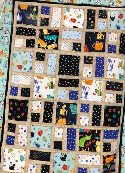 One More Sew & Share from Simpsonville June Neighborhood Group