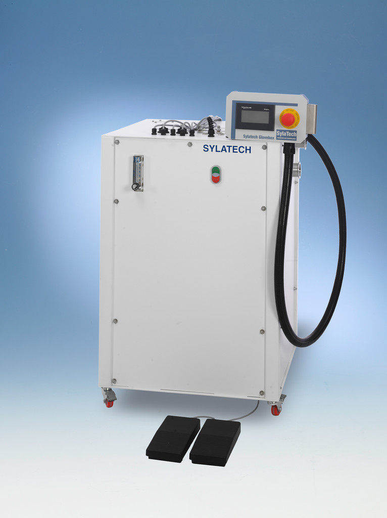 Nitrogen Gas Purifier ~ Glove box purifiers sylatech isolator