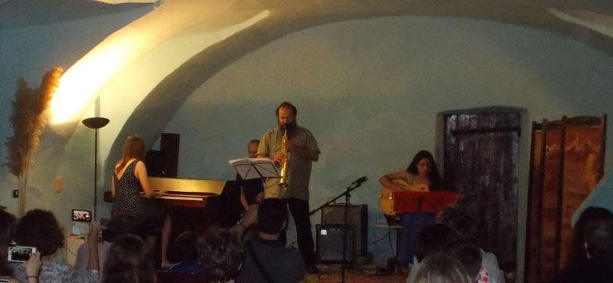 Concerti allievi con l'insegnante Luca Bacchi