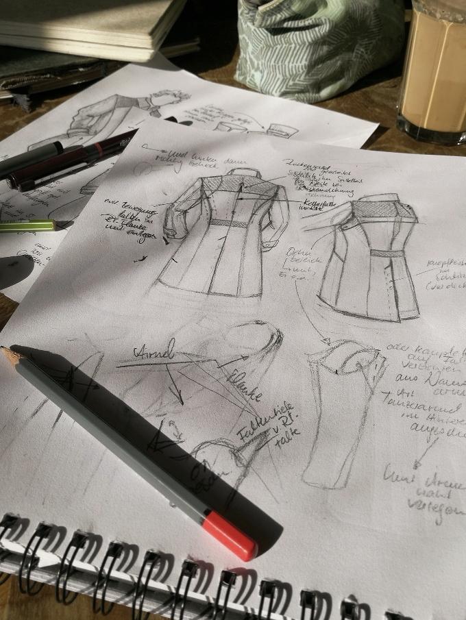 Die Story beginnt: Erstellung einer Modellskizze