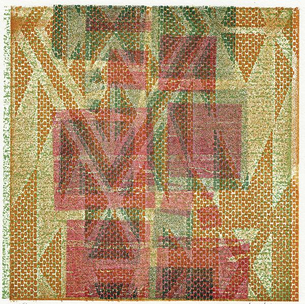 etcetera23 - Andre Radtke // Nostalge. 2019. Monotypie. 20 x 20 cm