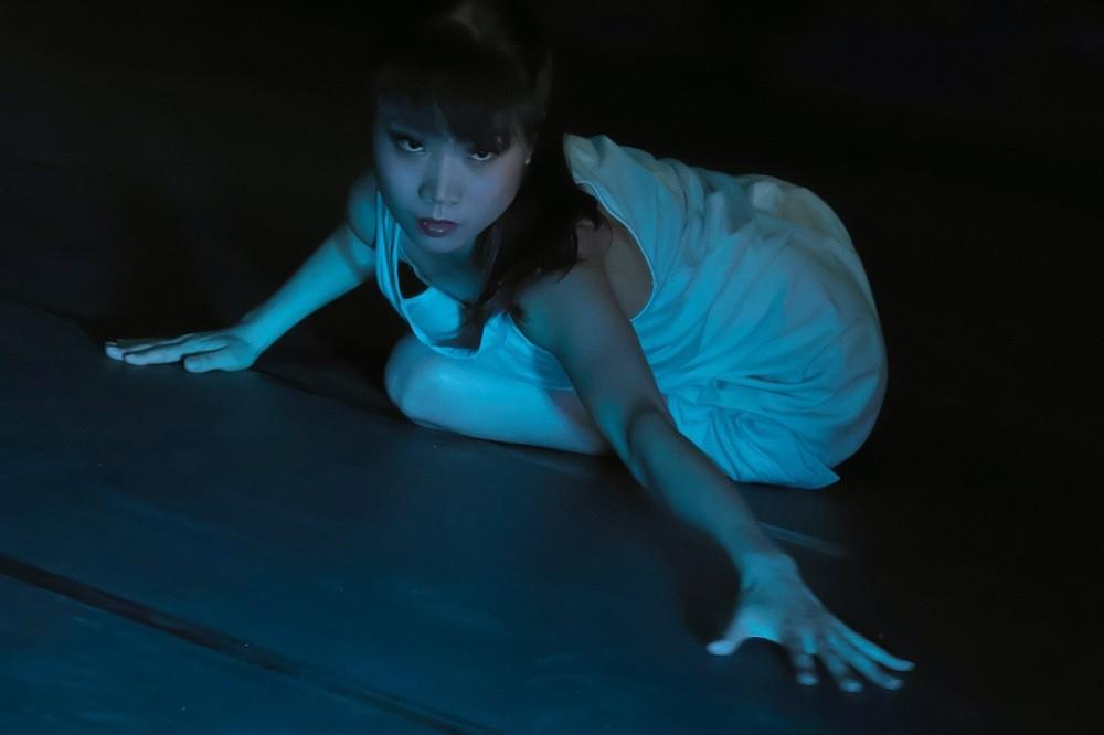 挑む女 photo by Toru Yoshida 吉田 透