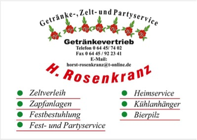 Getränkevertrieb H. Rosenkranz