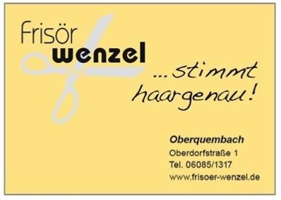 Frisör Wenzel