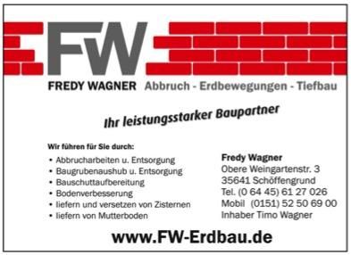 Fredy Wagner Erdbau