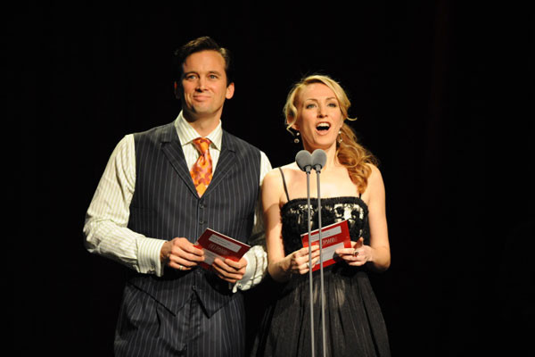 The Helpmann Awards 2008. (Photography by James Morgan)