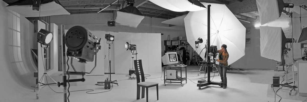 Das Studio. Industrie- und Werbefotografie