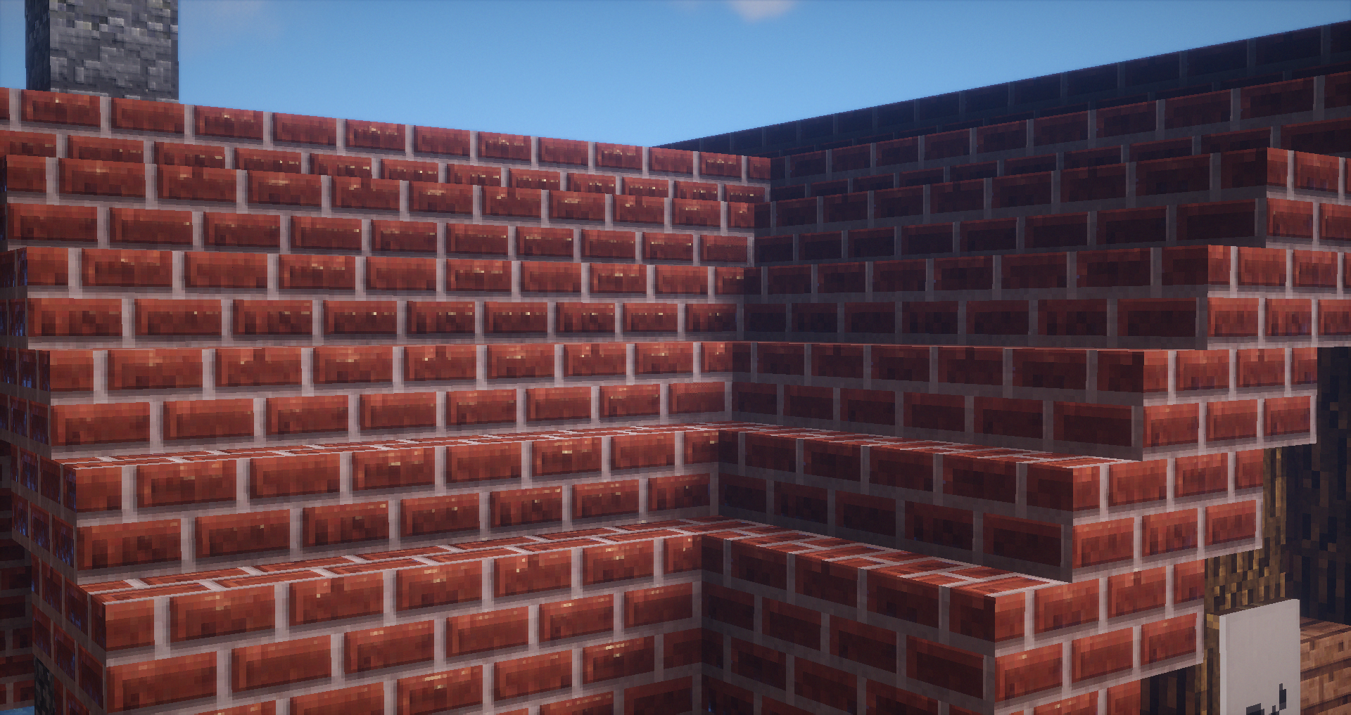 Glossy Bricks (Shader Add-On)