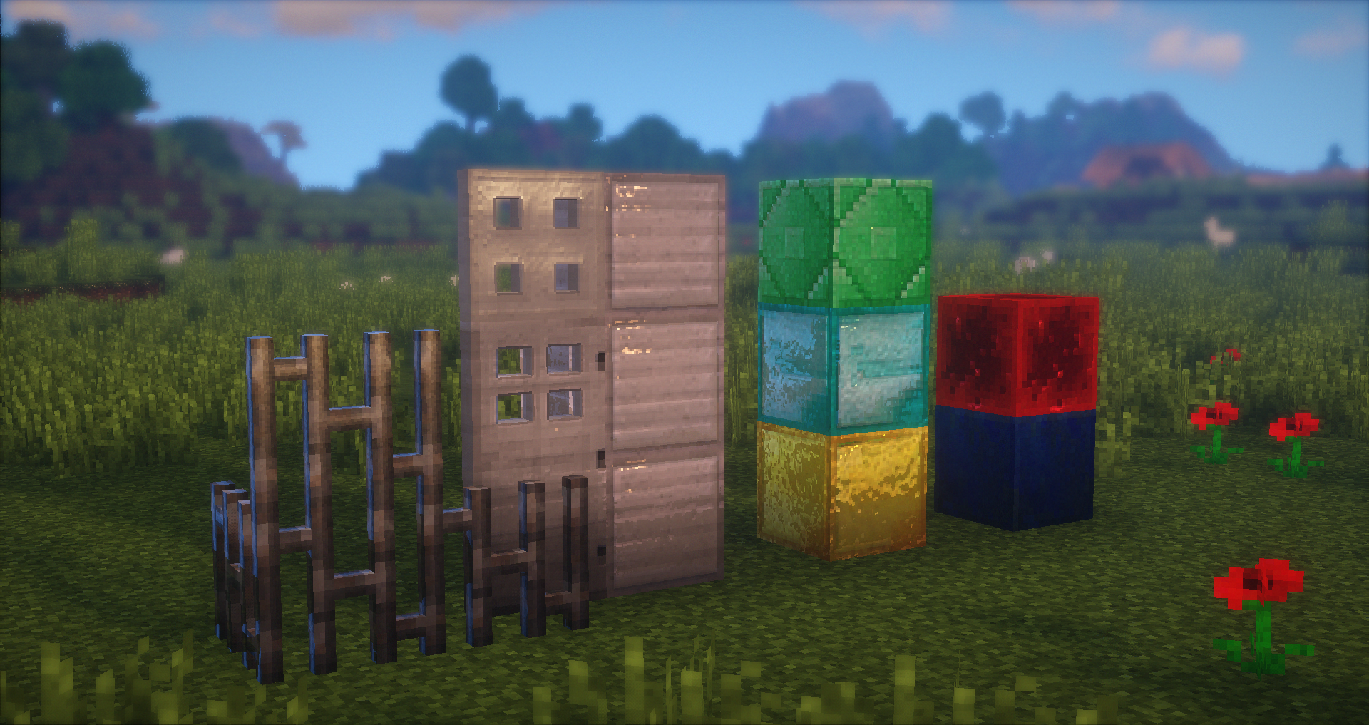 Material Blocks (Shader Add-On)