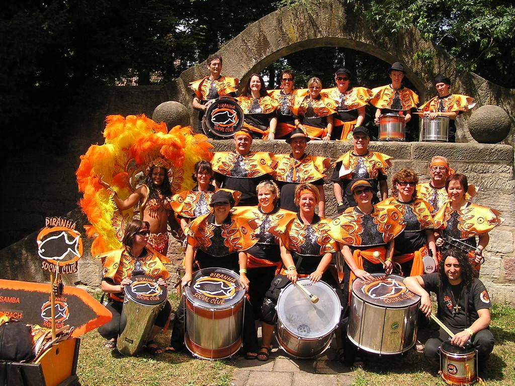 Samba Festival Coburg 2011