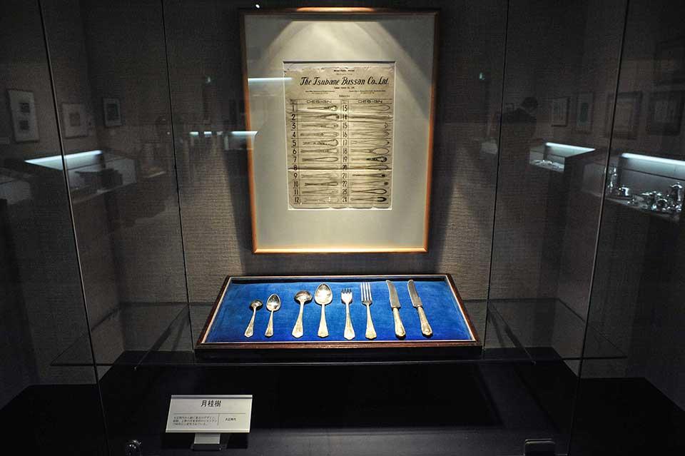 大正時代に製造された「Laurel 月桂樹」。現在も発売を続けるベストセラー商品です。