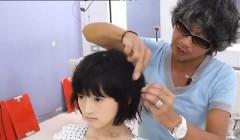 ANTI 小松 利幸 how to haircut