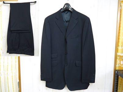 買取実績 バーバリー ブラックレーベル スーツ