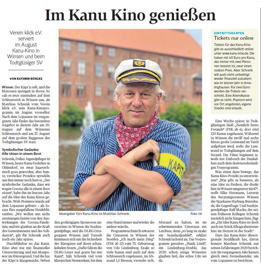 Winsener Anzeiger 08.07.2021