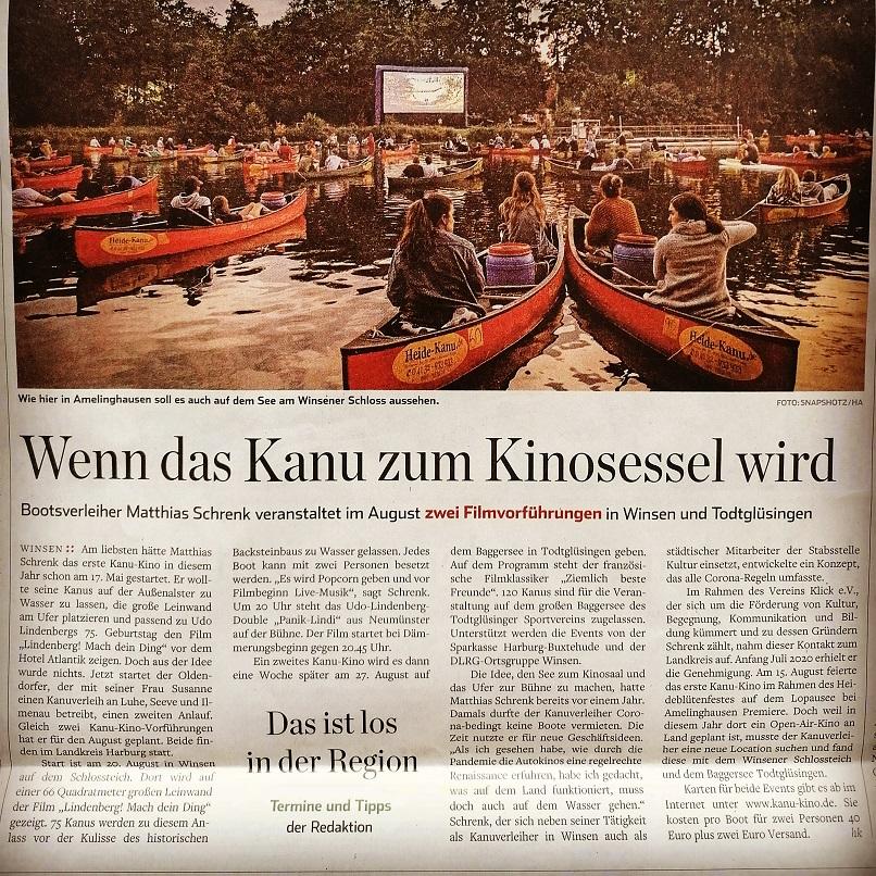 Hamburger Abendblatt vom 07.07.2021