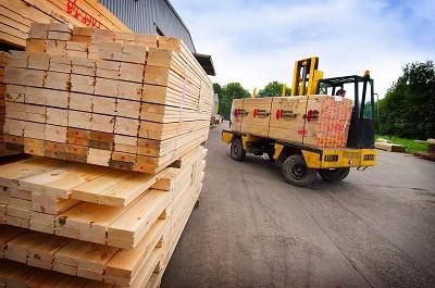Für Mitarbeiter der Holzbranche