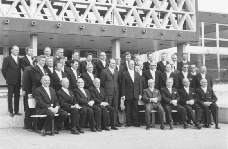 Rathaustreppe 1973