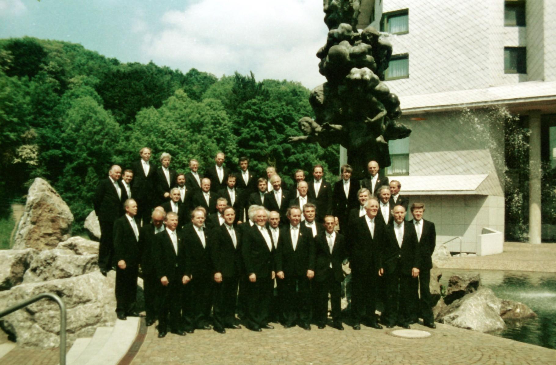 3. Meisterchor 1985 Stadthalle Hagen