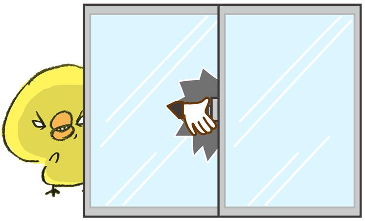 防犯 窓 大垣 大垣市 岐阜 岐阜市 西濃エリア こわい そんな時の対策に。空き巣被害防止 ガラス交換 内窓設置 防犯ガラス 鍵交換 心配な方是非タバタサッシまでご連絡下さい。防犯対策について一緒に考えましょう。
