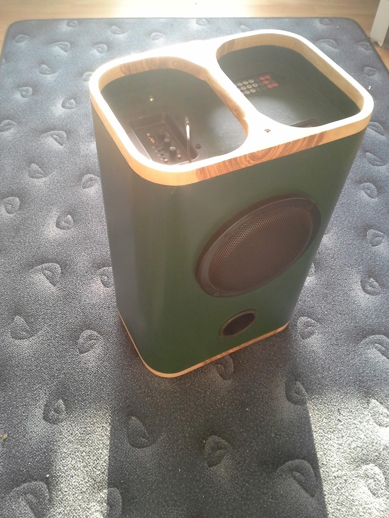 Bass-Reflex-Rohr 5 Stück 7,5 cm Durchmesser Subwoofer Lautsprecher Gehäuse Bau