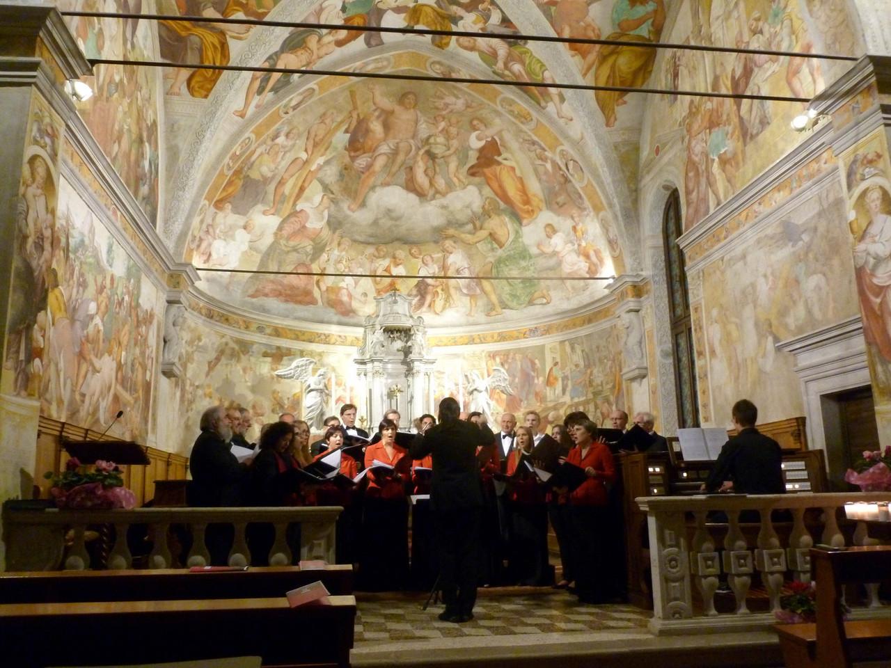 """coro """"Faisi Dongje"""" di Racchiuso d'Attimis"""