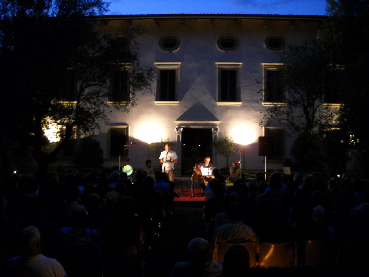Biblioteche in cortile 29-06-2012 Villa Marzotto (già Andervolti) Gaio