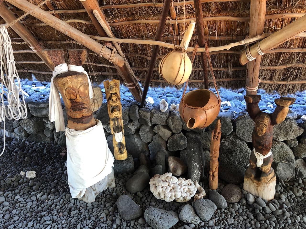 Hawaiian Artefacts