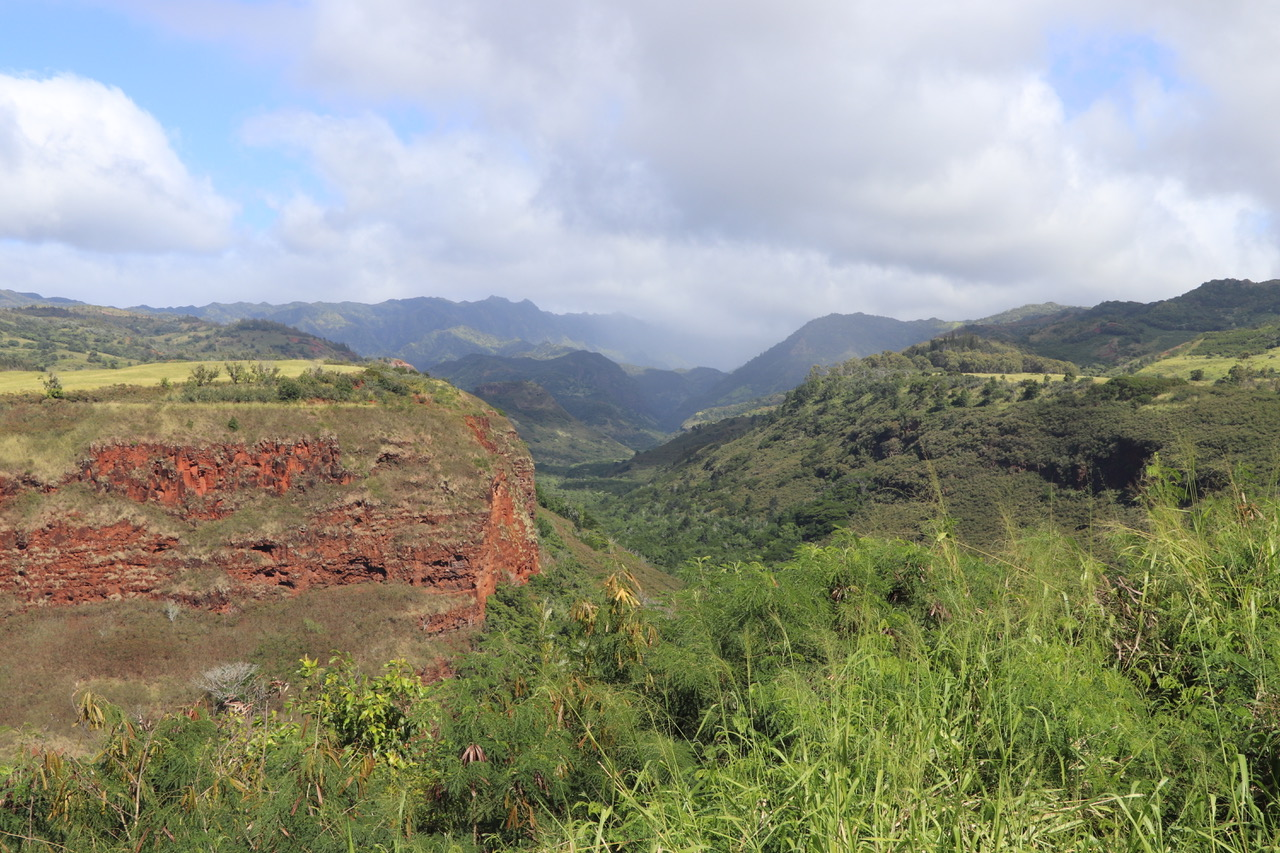 Hanapepe Valley