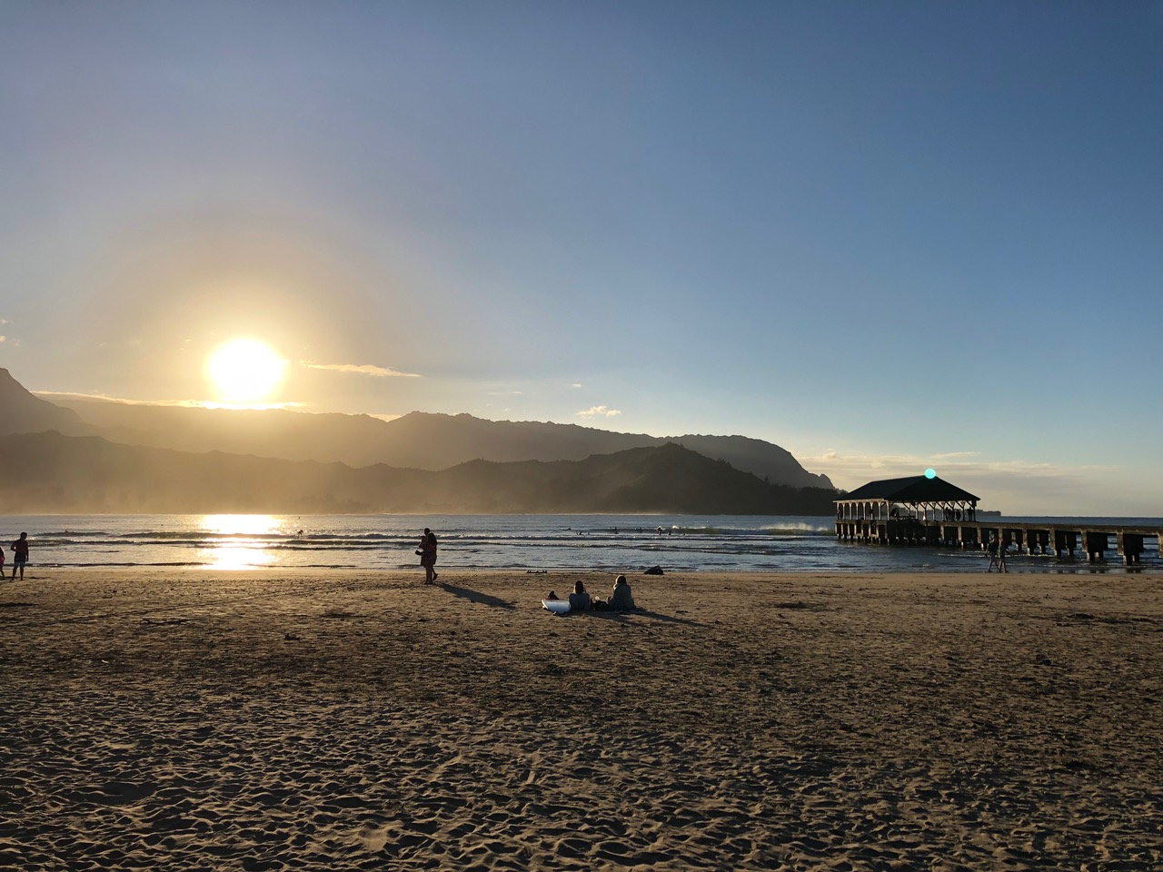 Our last Sunset in Kauai