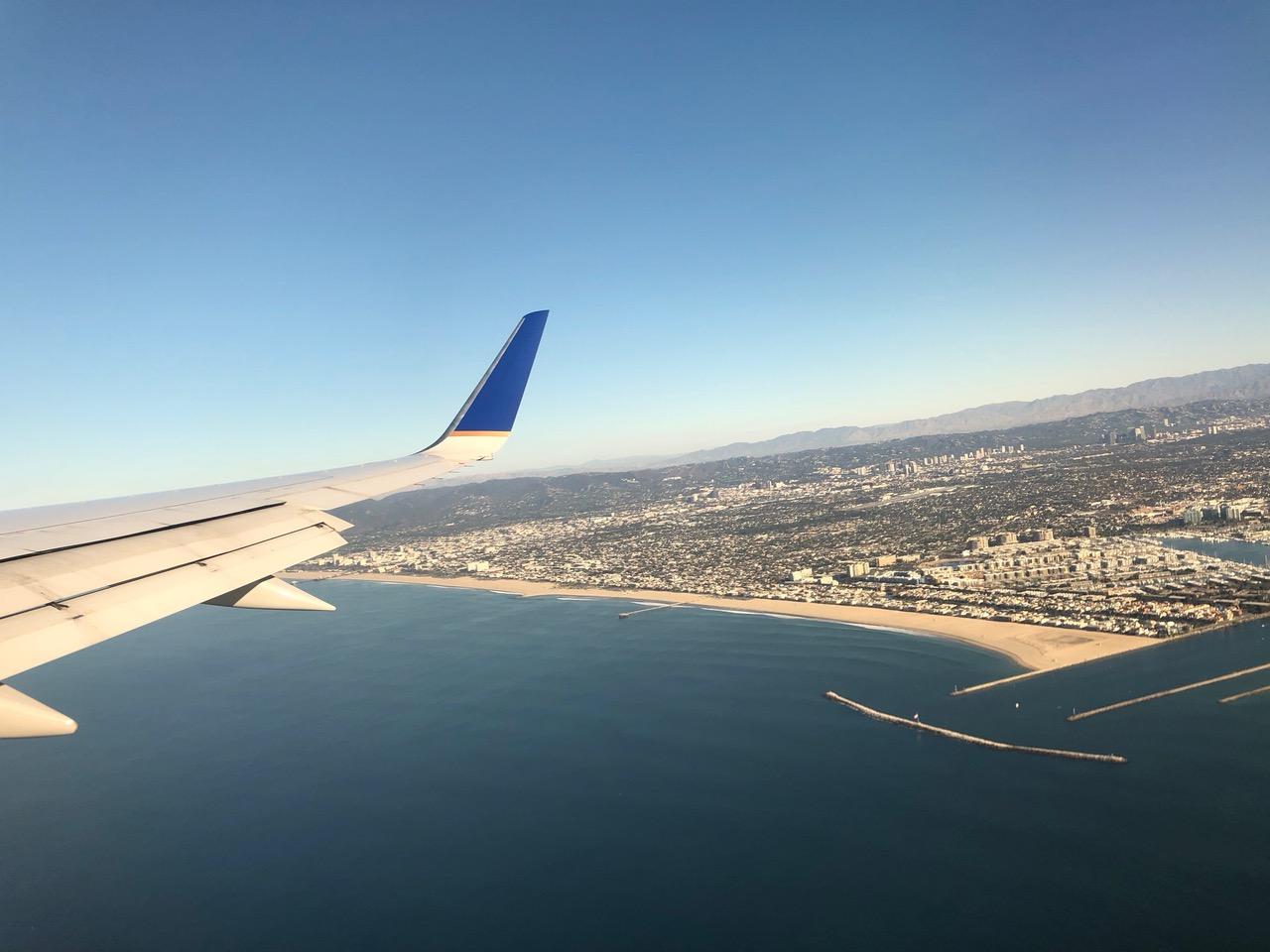 Good bye Los Angeles....we won't miss you!