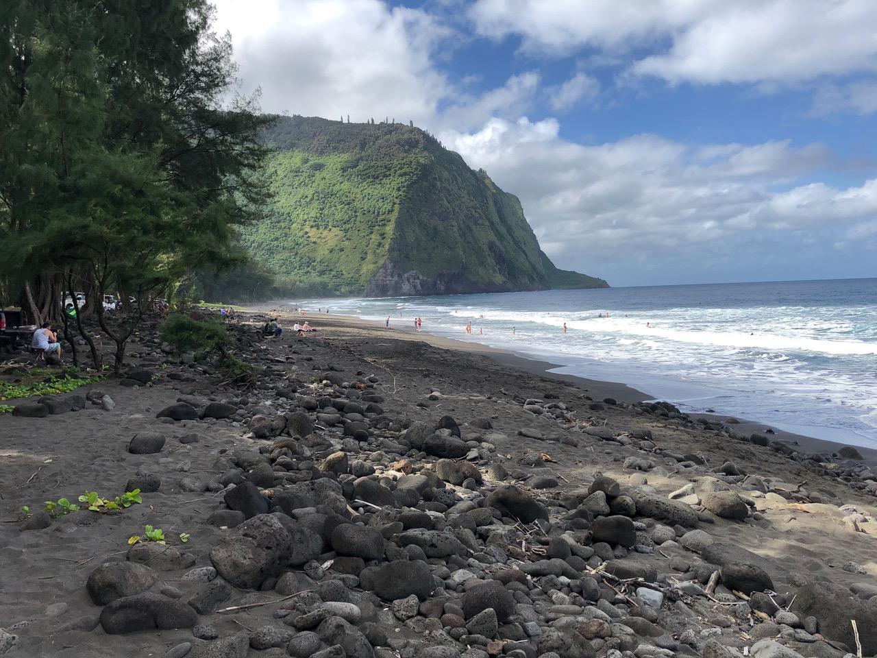 Waipi'o Beach