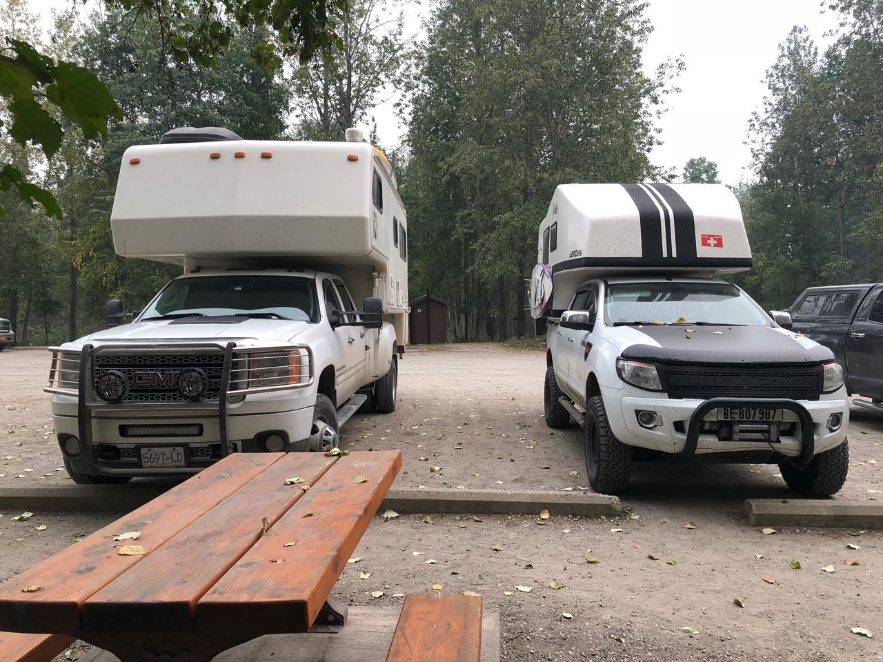 Truck Camper comparison US (7.5t) v. EU (3.5t)
