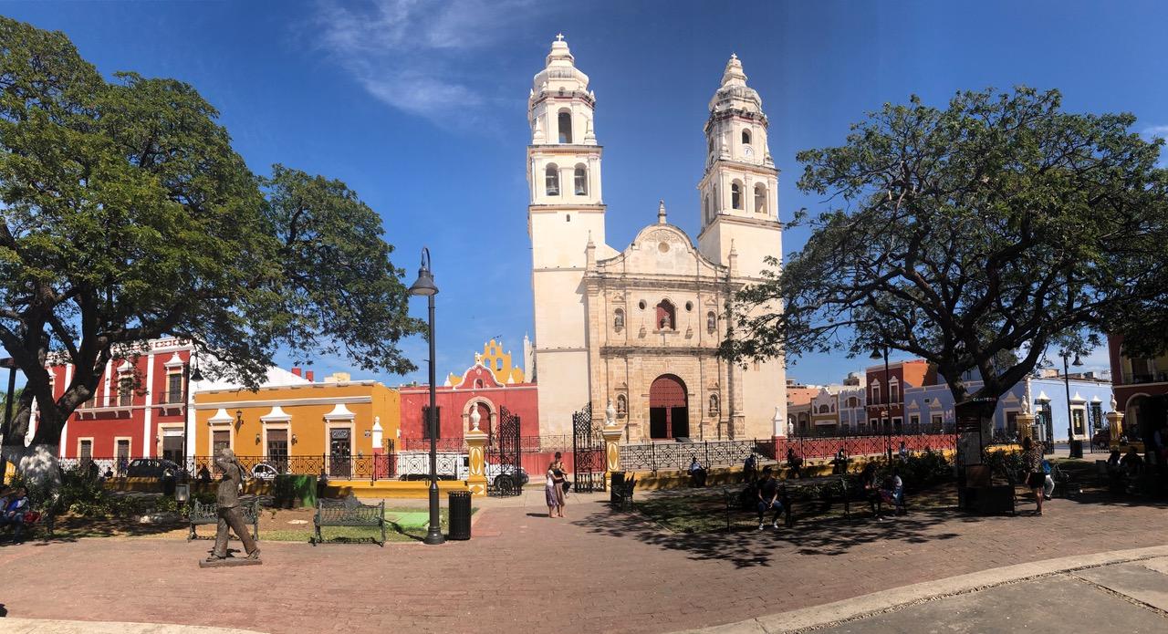 Campeche Church...