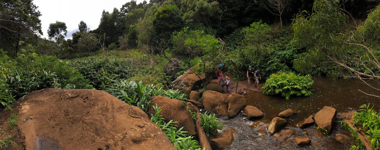 Waipo'o River