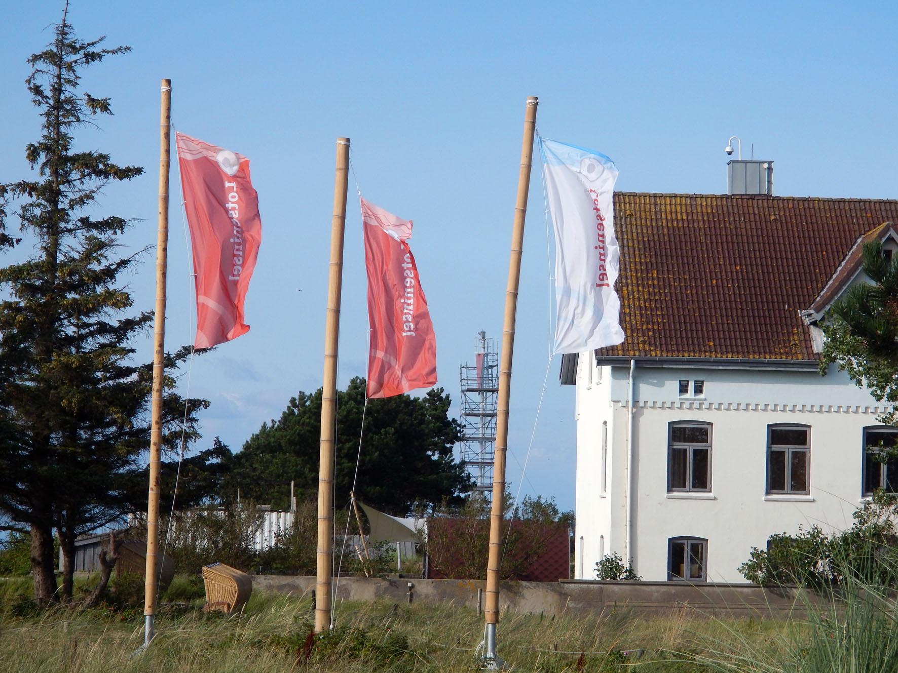 Lotseninsel und Tagungshaus
