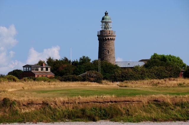 Leuchtturm Skjoldnaes auf Aerö