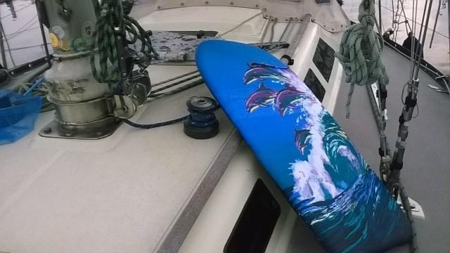 Das neue Wakeboard