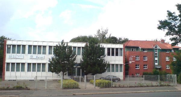 Lüneburg, Zentrumsnähe Verkauf eines Schulgebäudes mit Wohnheim