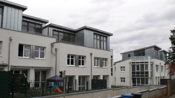 BS, nördliche Innenstadt Abwicklung eines Bauvorhaben von 7 Reihenhäusern