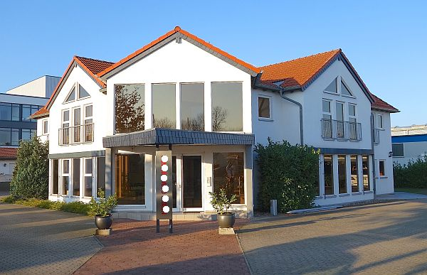 BS Veltenhof, Gewerbegebiet Hansestraße. Vermietung einer exklusiven Büroetage