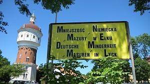 Wasserturm in Lyck