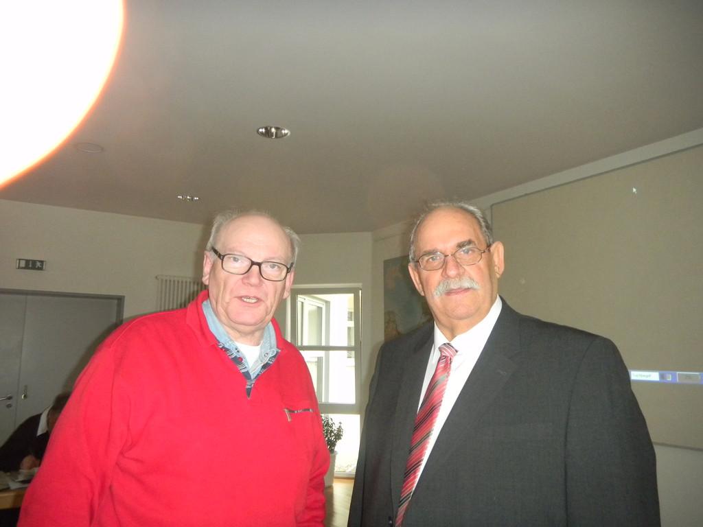 Peter Lassalle + Peter Skrotzki