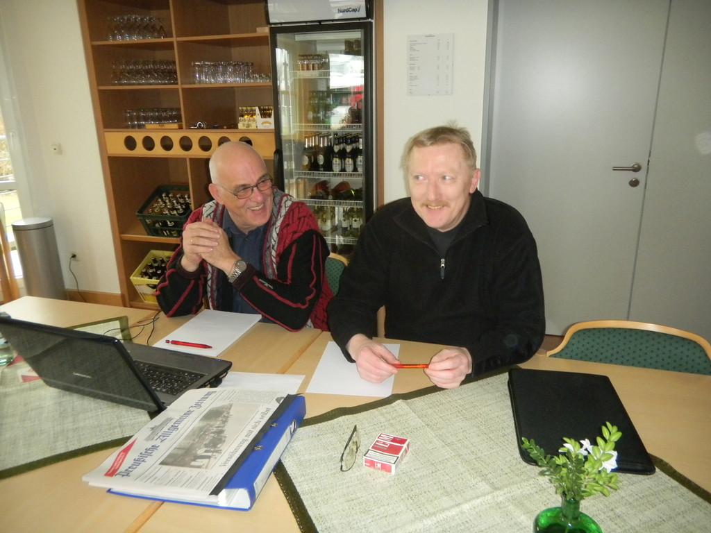 Klaus Walter + Dieter Vogel