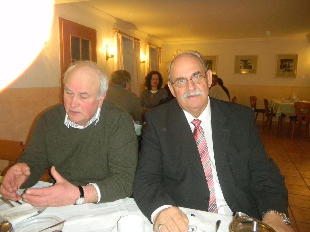 Lothar Trinoga + Peter Skrotzki